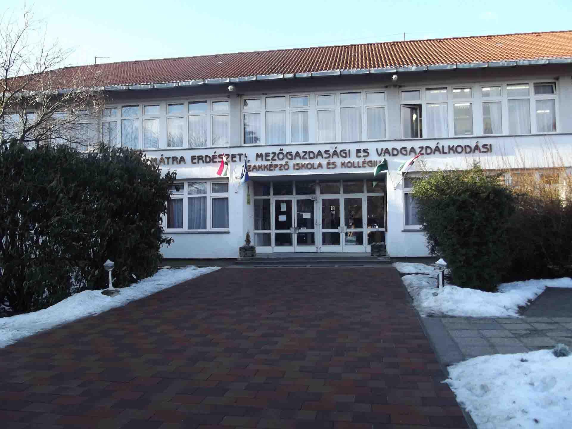 Vadas Jenő Erdészeti, Mezőgazdasági és Vadgazdálkodási Szakképző Iskola